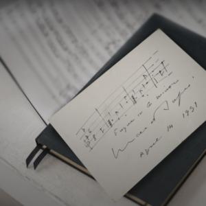 Mélodie pour Marcelle Perroux